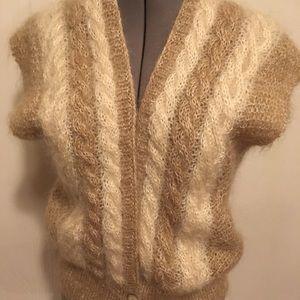 NWOT Ellen Tracy knit cardigan sweater